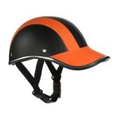 Мотоциклетный шлем Half Face Baseball Cap Style с солнцезащитным козырьком