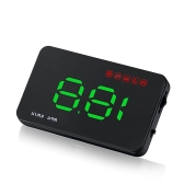 3.5 polegadas Car HUD Head Up Display com OBD OBDII Interface Plug & Play