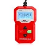 KONNWEI KW590 OBDII Auto Fehlfunktion Diagnostic Instrument Detektor Scanner