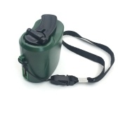 ポータブルミニUSB電話緊急充電器キャンプ用ハイキングアウトドアスポーツハンドクランクトラベル充電器用スマートフォンサバイバルツール