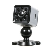 Quelima SQ13 Mini 1080P FHD Car DVR Camera Control de la aplicación a través de WIFI, Negro