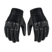 Подлинная кожаные перчатки