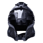 Iron Knight Helmet of Middle Age Outdoor Vintage Helmets Tan