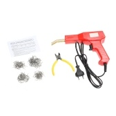 50W Hot Stapler Plastic Welding Machine Car Bumper Repair Kit Welding Repairing Machine Welder Gun Repair EU Plug