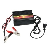 12V 10A Lightweight LCD Display Smart Fast Car Battery Charger Maintainer