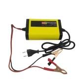 Полное автоматическое автомобильное зарядное устройство для аккумулятора 12V 2A