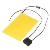 A6 EL Panel Electroluminescent Cuttable Light Sheet Neon Sheet  with 12V Actuator