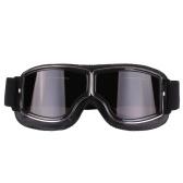 Fashion Retro Style Vintage Gogle Motocyklowe Okulary ochronne na zewnątrz