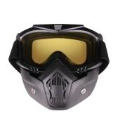 Мотоцикл кросс-кантри-маска Тактические очки