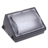 Lixada 75W 70PCS LED 7350LM 250W/300W HPS/MH IP65 Water-resistant Outdoor Wall Light