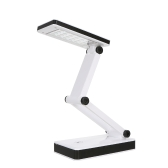 24LEDs USB Dimmable Portable Folding Table Desk Light Sensitive Touch Control
