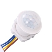 AC100-265V 40W(Max.) Mini PIR Motion Sensor Adopted Sensitive Light Control Infrared Human Technology