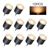DC12V Recessed LEDs Deck Lights IP67 Waterproof Outdoor In-ground Lamp Landscape Light