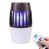 Многофункциональная USB-лампа для уничтожения комаров с крючковыми светодиодами Night Light