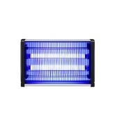 20W Bug Zapper Mosquito Repellent Killer Portable Electric LEDs Smokeless Odorless Insecto Killer Lamp for Home Room Kitchen Farm Indoor Outdoor