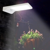 IP65 Wodoodporna Lampa ścienna Solar Powered Outdoor Light Noc