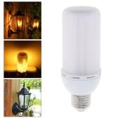 5W E27 SMD2835 Светодиодные лампы пламени с динамическим эффектом