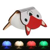 Мультфильм USB аккумуляторная красочный складной книжный свет