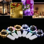 1M 2M 3M 10Pcs 20Pcs 30Pcs LED Starry Copper Wire String Light Strip