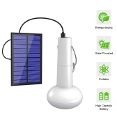Solar Powered 13 LED Energy Light Bulb Outdoor Waterproof Lamp