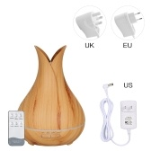 14W 6 LED 7 Colors Aroma Diffuser Humidifier with Remote Control