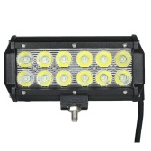 1pcs 36W Car Work Light Bar 6000K Lighting(Spot Beam)