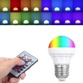 Żarówka LED AC85-265V 3W RGB