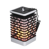 Solar LED Flame Light Dancing Flame Lighting