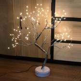Économie d'énergie décoration de maison petite lampe de nuit 108 ampoules Emulational Tree