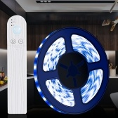 0.5m 30LEDs corde lumière dimmable LED bandes lumière PIR capteur de mouvement pour TV ordinateur bureau fond maison cuisine