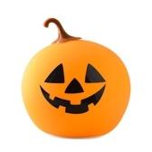 Pumpkin Light Halloween Decor Colorful Silica Gel Patting Light Home Bar KTV Market Party Desktop Prop   Decorative Lamp