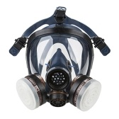 STRONG/ST-S100-3 Gas Mask Respirator Dual Filter