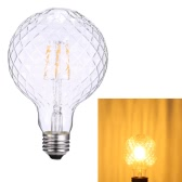 4W G95 Pineapple-Shaped LED-Glühlampe Licht AC220-240V E27 2700K Vintage Retro Ferien Festival Dekorationen Warm White