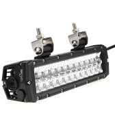 Tomshine 72W 24 LEDs 5040LM DC10-30V Off-road Light Bar IP65 Water-resistant Spot Beam for Jeep SUV Car Truck Tractor Boat Bus Driving Work Light