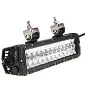 Tomshine 72W 24 LED 5040LM DC10-30V fuori strada Light Bar IP65 Impermeabile fascio di punto per la jeep SUV camion dell