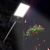 IP65 Wasserdichtes Solar Powered Wandleuchte Outdoor Nachtlicht
