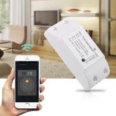 Disjoncteur intelligent sans fil de commutateur de Wifi de 2Pack Yuntong avec le contrôle de voix à distance