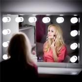 10 Pcs Make Up Espelho Luzes LED Lâmpada Do Espelho de Espelho Lâmpada Regulável