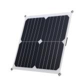 DC6V 14W IP66 Wasserbeständigkeit Schlankes Design Solar Power Panel Pad Tragbar