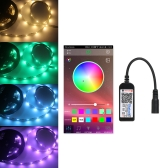 Contrôleur d'éclairage LED RGBW Contrôle Smartphone APP