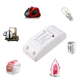 4Pack Yuntong Wifi Switch Wireless Smart Breaker with Remote Voice Control