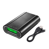 DC5V 10W 3 Slots 18650 Rechargeable Battery Charger