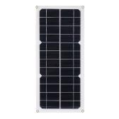 Podwójny panel ładowania baterii słonecznych z interfejsem USB Ładowarka samochodowa