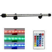 AC110-240V 4.2W 21 LED RGB Submersible Aquarium Lamp