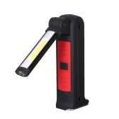 Multifunctional COB Foldable Working Emergency Light