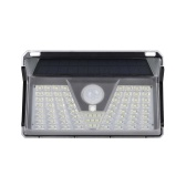 Lens Integrated  Integrated Solar Wall Lamp IP44 33LED