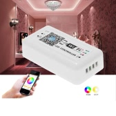 12V-24V LED RGB WiFi Controller for Strip Light with Music/Timing Function