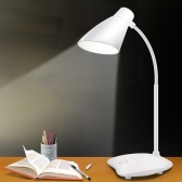 2W LED Eye Protection USB Powered Flexible Table Light