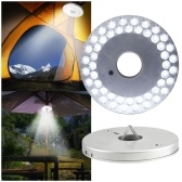 48LEDs Namiot Camping Outdoor Umbrella Night Light