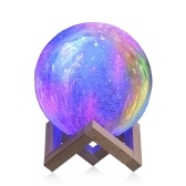 Tomshine Moon Light with Stand Remote & Touching Control Colorful LEDs Table Lamp
